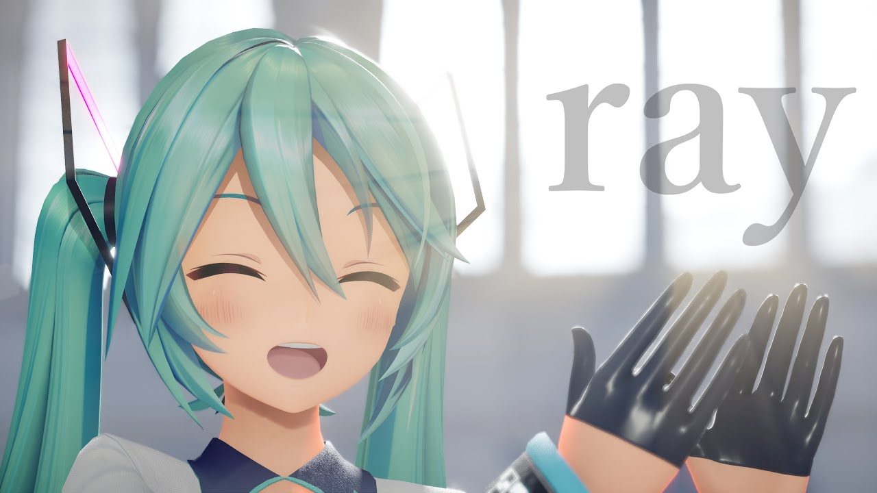 Download [MMD] ray [YYB式初音ミク]
