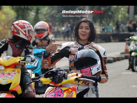 Joki Drag Bike Raya Kitty Anak Jalanan, Wiwi Mungil, Monita Pw