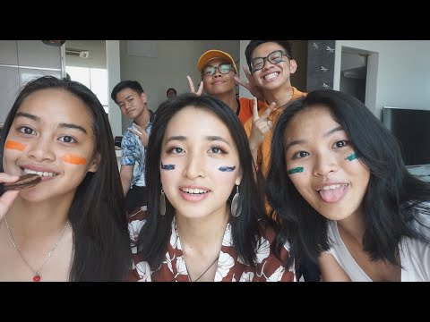 💚 💙🧡 Messing around WITH FRIENDS in ASMR 🧡 💙💚