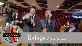 Rafaga performs Una Cerveza
