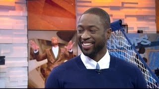 Dwyane Wade Talks About His Wedding Day and the Upcoming Season