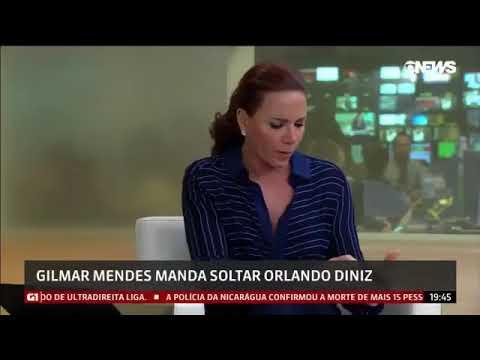 Apresentadora do GloboNews, cai no Gemidao do WhatsApp ao vivo ( abaixe seu  volume)