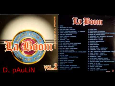 La Boom Mexico Vol  2 parte 1