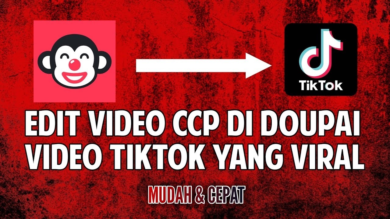 Tutorial Edit Video Tik Tok Viral Pakai Doupai Apk Mudah Ccp Review Fitur Doupai Apk Youtube