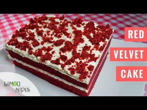 RED VELVET CAKE - SUPER MOIST!