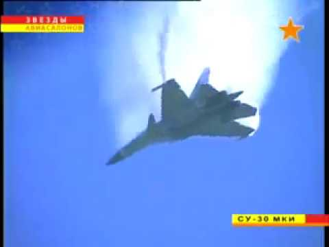 Waltz In The Sky - Sukhoi Su-30 MKI -
