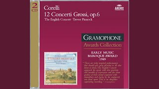 Corelli: Concerto grosso in F, Op.6, No.12 - 5. Giga: Allegro