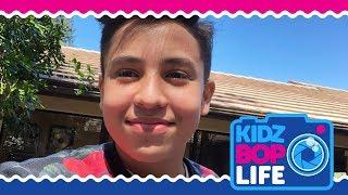 KIDZ BOP Life: Vlog # 12 - Dance Class with Freddy