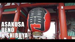 Gambar cover Japan Trip 2018 Day 1 : Ueno, Asakusa, Shibuya - Van's Room