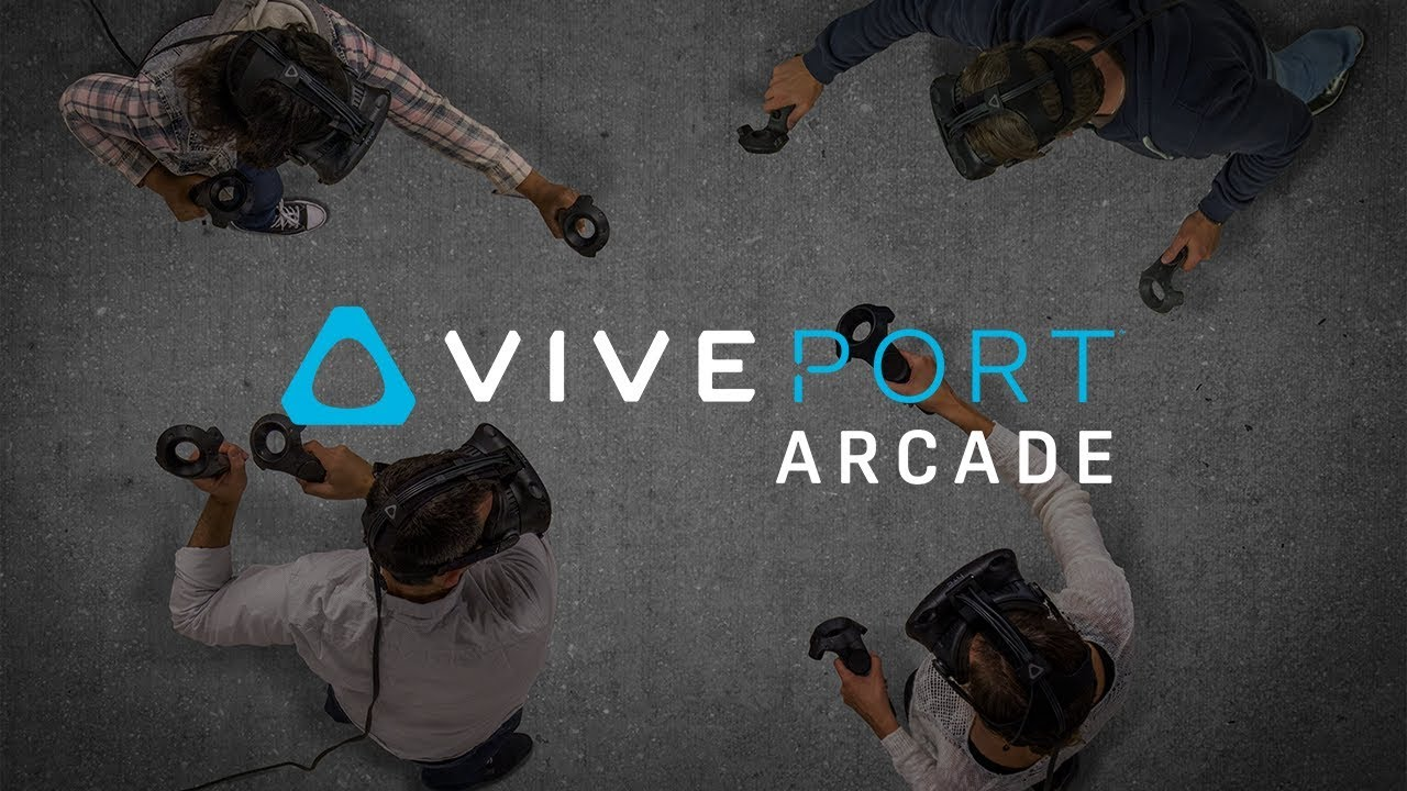 Introducing Viveport Arcade Manager