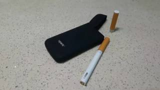 vpark Electronic Cigarette with Power Charging Case