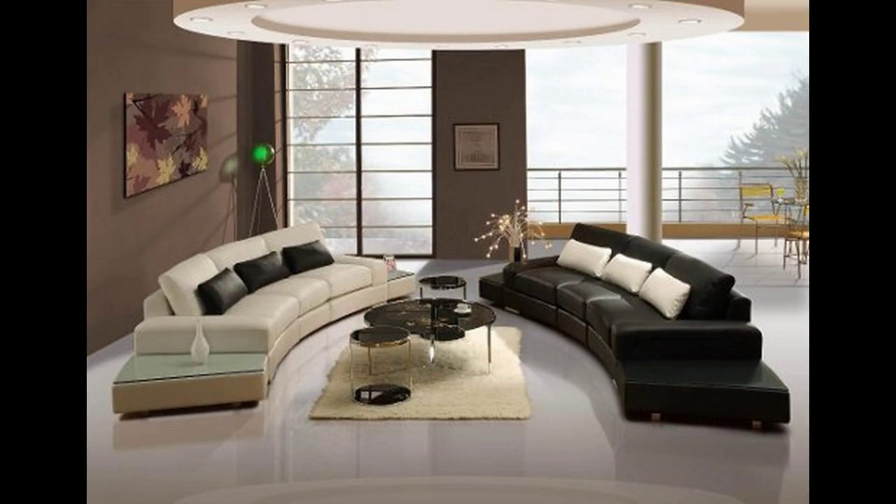 ideas de dise o de muebles de sala de estar contempor neo On disenos de muebles de sala