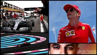 Совершенство Льюиса, разгром Гасли и новый стиль Макларена (Гран-При Франции 2019 Формула-1)