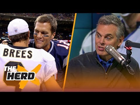 Colin makes his 2018 NFL Playoff predictions   THE HERD