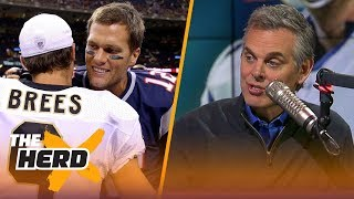 Colin makes his 2018 NFL Playoff predictions | THE HERD