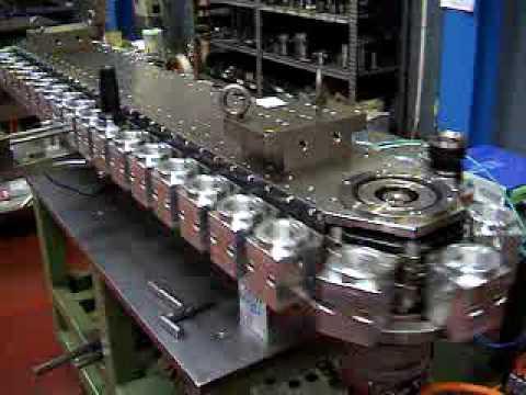 CDS - Cam Driven Systems TL105 Precision Link Conveyor