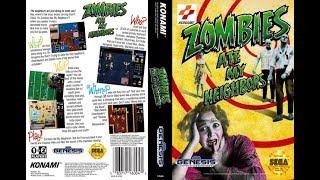 Zombies Ate My Neighbors (SEGA) - Gameplay