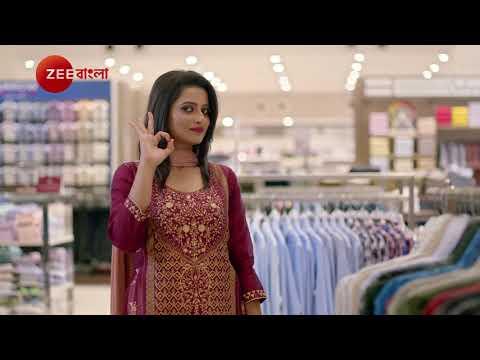 Pujo Shopping with Bokul and Rishi - Shoppers Stop