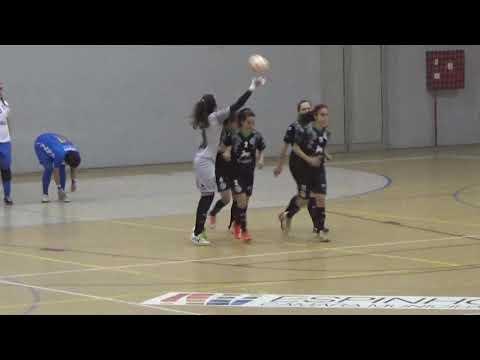 NOVASEMENTE GD x CR GOLPILHEIRA - CN FUTSAL FEMININO 18/19 - 2ª FASE - Apuramento Campeão - 5ªJN