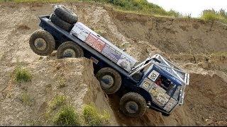 Extrem off road 8X8 TRUCK TATRA - Truck trial thumbnail