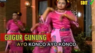 Gambar cover Tembang Dolanan - Gugur Gunung( Lirik Dan Tarian)    Lagu Anak Indonesia 2017