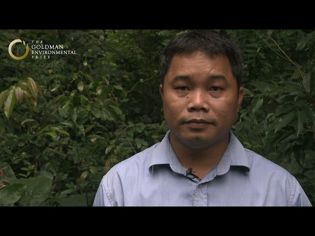 Thai Van Nguyen's Acceptance Speech, 2021 Goldman Environmental Prize