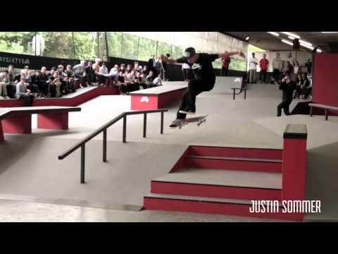 Veja o video -2015 Nike SB European Series – London AM