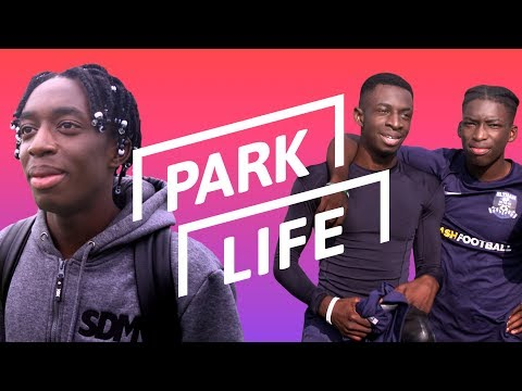 MANNY AND THE ELTHAM SF BOYS SEVEN GOAL THRILLER | PARK LIFE