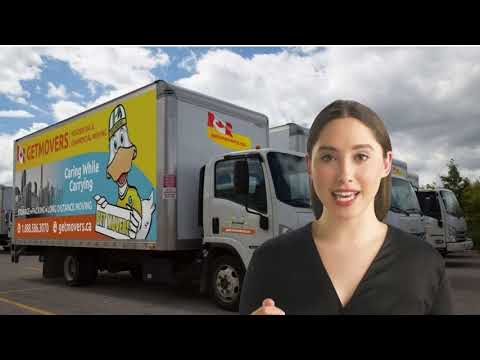 Get Movers Brantford ON : Stress Free Moving Company