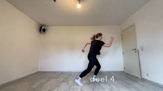 Modern Jazz met Femke! Kids Level - Warm Up!