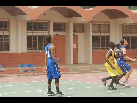 Top point guard in Ghana?