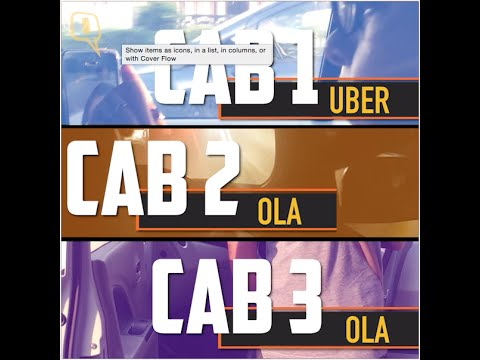 The Quint: Do Ola and Uber Cabs have Panic Buttons