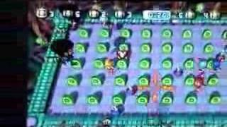 Bomberman Live Glitch