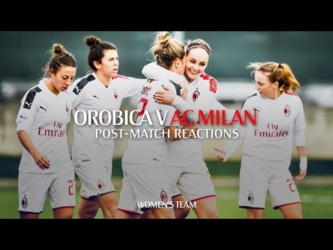 Post-match Reactions | Coach Ganz and Vitale's thoughts regarding #OrobicaMilan