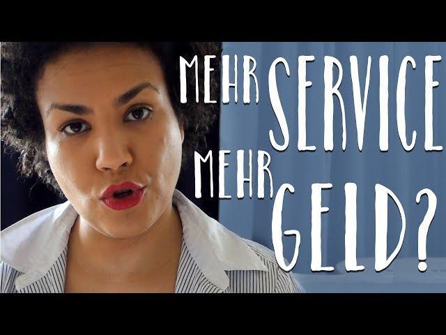 Sex als Serviceleistung - Dienstleistung Sex