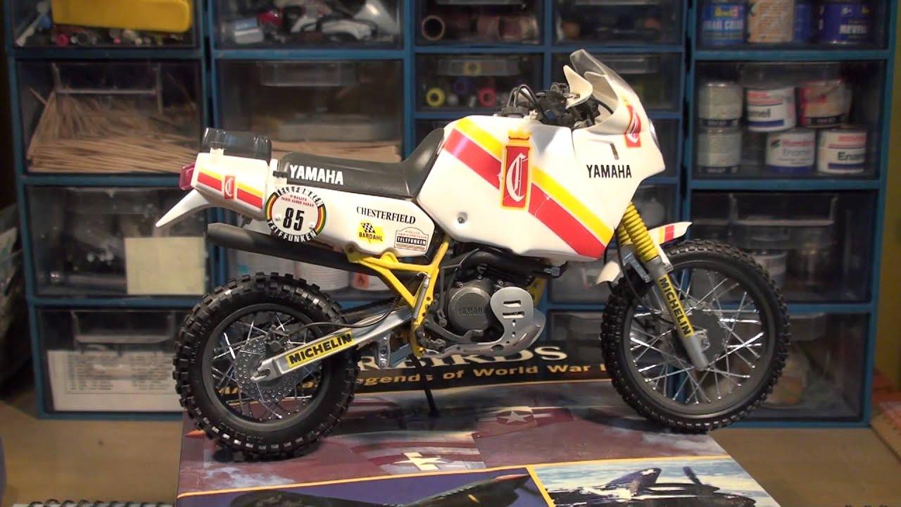 Yamaha Paris Dakar Motorcycle