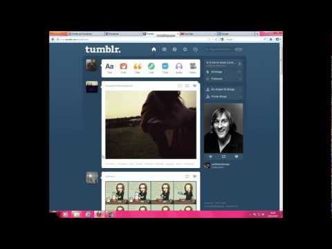 HOW TO ADD MUSIC TO YOUR TUMBLR