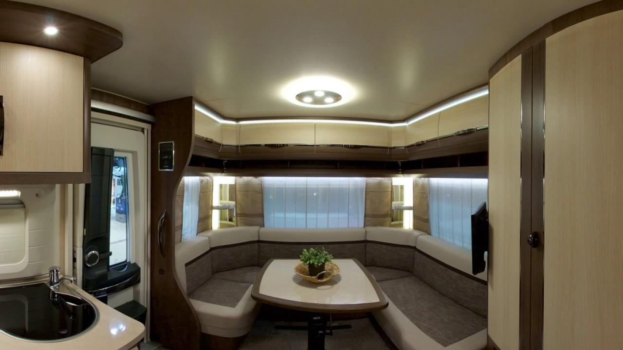 hobby prestige 495 ul 2017 youtube. Black Bedroom Furniture Sets. Home Design Ideas