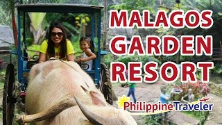 The Perfect Nature Getaway at Malagos Garden Resort