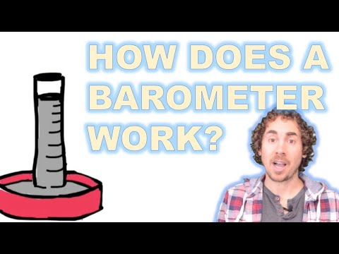How Does a Barometer Work?