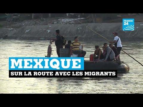 Mexique : sur la route avec les migrants