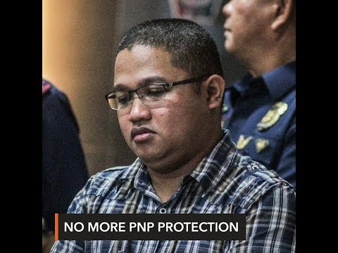 'Bikoy' no longer under PNP protection