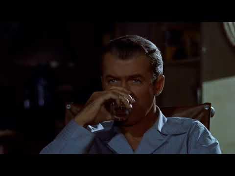Rear Window (1954) The Murder Scene