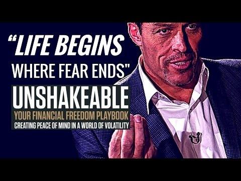 Tony Robbins: Thought Breeds Fear (Tony Robbins Unshakable)