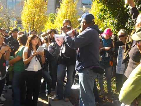 UC Board of Regents' Meeting Protests