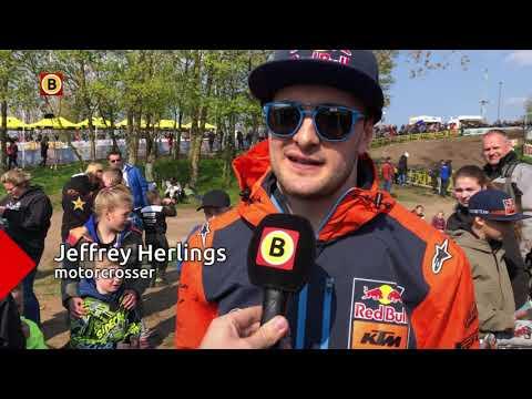 'Bezoeker' Herlings is toch de grote man bij de Dutch Masters of Motorcross in Oss