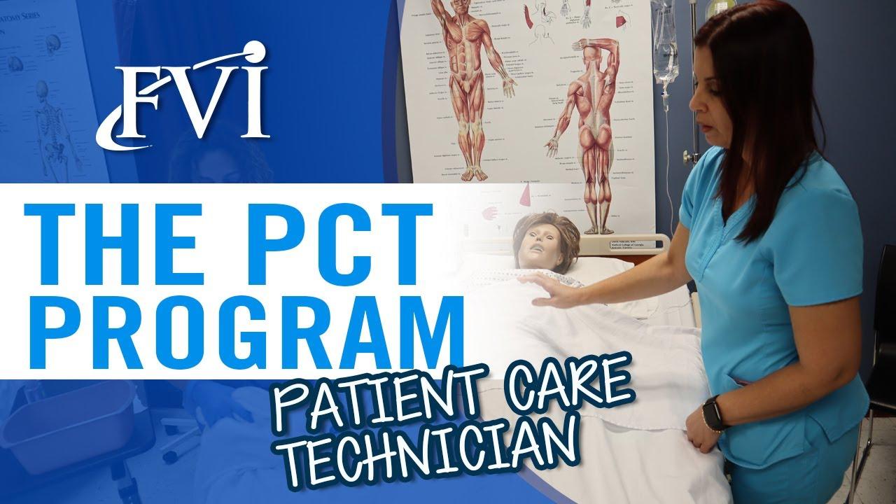 The Patient Care Technician Program Fvi