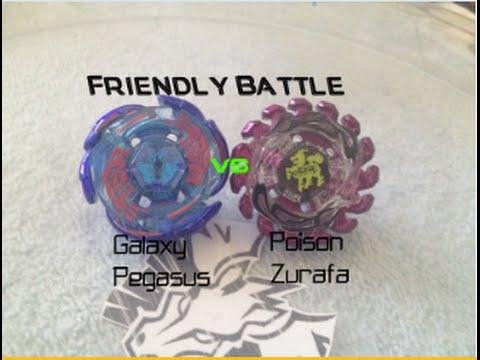 Poison Zurafa Galaxy Pegasus 100 R2F...