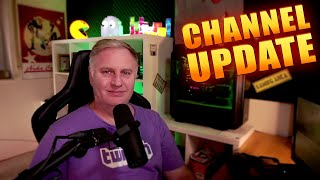Channel Update zu Twitch und dem 7 Days to Charity Event am 17.10.2020 thumbnail