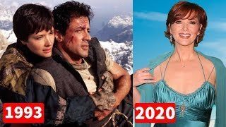 Cliffhanger 1993 ★ Cast Then And Now 2019